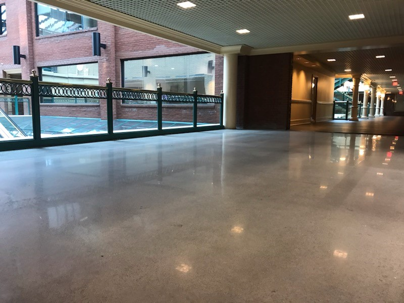 Minneapolis Concrete Polishing
